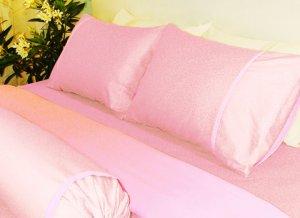 Bed set - King (Foral)