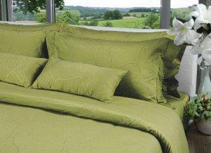 Happy blanket (Green garden)