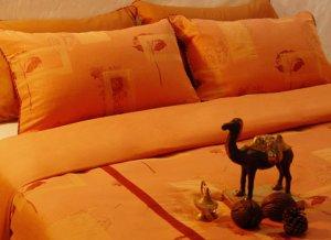 Happy blanket (Orange fever)