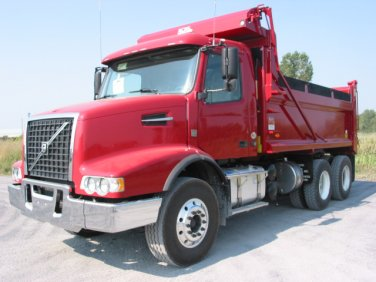 Leach Enterprises has a Volvo Dump Truck for Sale Online