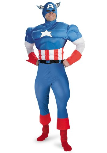 Leach has a Captain American Costume for Sale Online