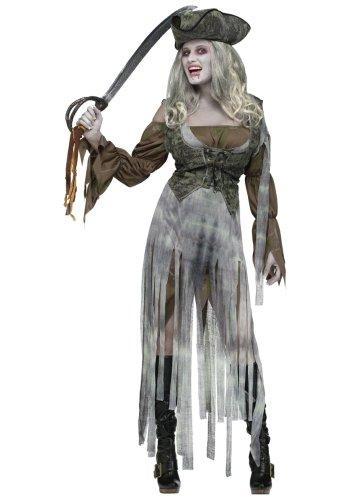 Leach Enterprises has Women's Zombie Costume for Sale Online