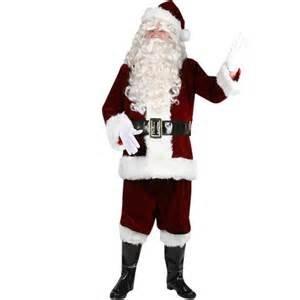 Leach Enterprises has a Santa Claus Suit for Sale Online