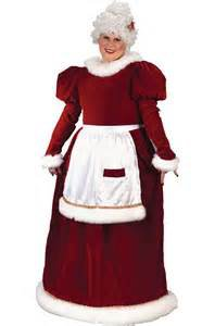 Leach Enterprises has a Mrs. Claus Santa Suit for Sale Online