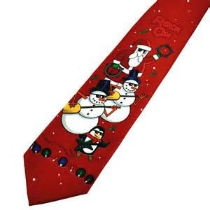 Leach Enterprises has a Christmas Necktie for Sale Online