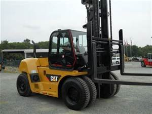 Leach Enterprises has a Used Caterpillar Forklift for Sale Online