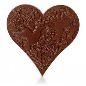 Leach Enterprises has Chocolate Heart Valentine Candy for Sale Online