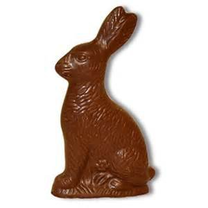 Leach Enterprises has a Chocolate Easter Bunny Rabbit for Sale Online