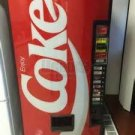 Leach Enterprises has a Coke Soft Drink Vending Machine for Sale Online