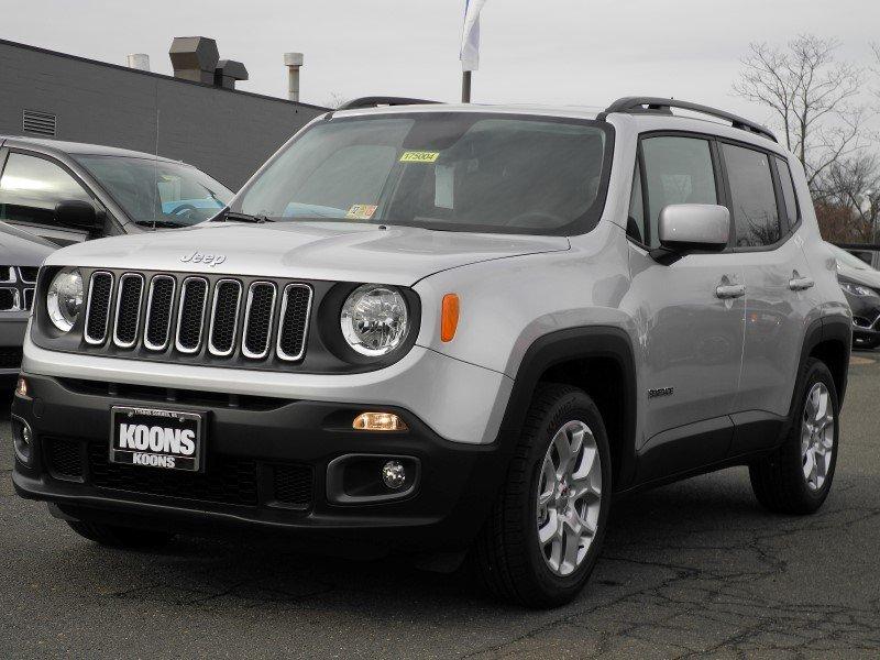 Leach Enterprises has a New Jeep Renegade for Sale Online