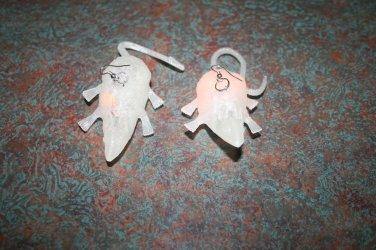Blinking Mice Ear Rings