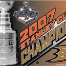 Anaheim Ducks Stanley Cup Champions 20x30 Welcome Mat Gift