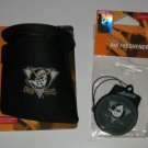 Anaheim Ducks Auto/Car Pouch Organizer & Air Freshener Set