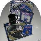 Anaheim Ducks 4pc. Hockey Gift Net Basket