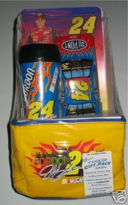Jeff Gordon NASCAR 4pc. Lunch Cooler Gift Set