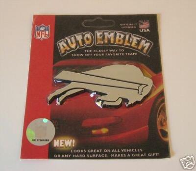 Buffalo Bills Chrome Auto Car Emblem Logo Gift