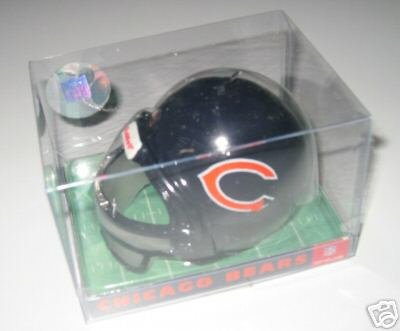 Chicago Bears SporTop Football Helmet Candle Medium Gift