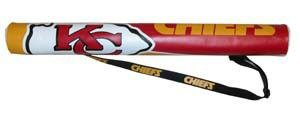 Kansas City Chiefs 6-Pack Can Shaft Cooler w/Strap Gift
