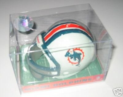 Miami Dolphins SporTop Football Helmet Candle Medium Gift