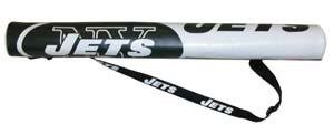 New York Jets 6-Pack Can Shaft Cooler w/Strap Gift