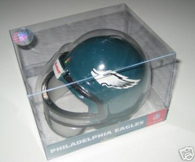 Philadelphia Eagles SporTop Football Helmet Candle Large Gift
