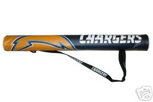 San Diego Chargers 6-Pack Can Shaft Cooler w/Strap Gift