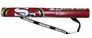 San Francisco 49ers 6-Pack Can Shaft Cooler w/Strap Gift