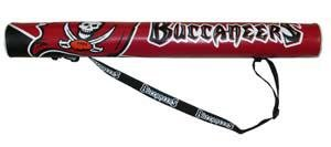 Tampa Bay Buccaneers 6-Pack Can Shaft Cooler w/Strap Gift