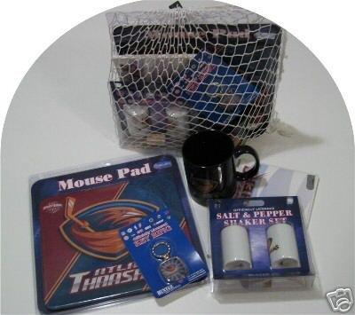 Atlanta Thrashers 5pc Hockey Gift Net Basket