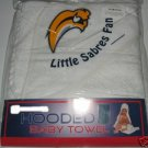 Buffalo Sabres Hooded Baby Towel Beach Cover Up Gift
