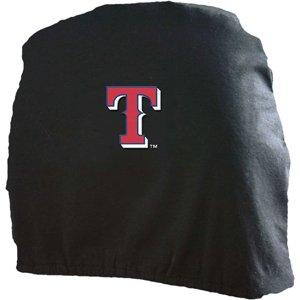 Texas Rangers Auto Car Head Rest Covers Set Gift