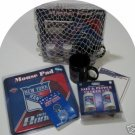 New York Rangers 5pc Hockey Gift Net Basket