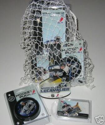 Vincent Lecavalier 6pc Hockey Gift Net Basket