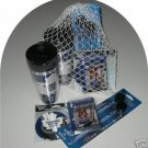 Toronto Maple Leafs 4pc Hockey Gift Net Basket