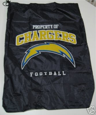 San Diego Chargers Laundry Bag Travel Sack Gift