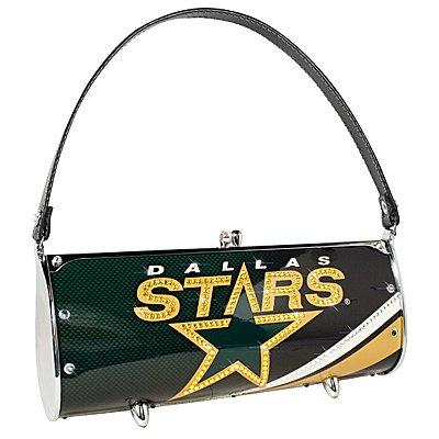 Dallas Stars Littlearth Fender Flair Purse Bag Swarovski Crystals Hockey Gift