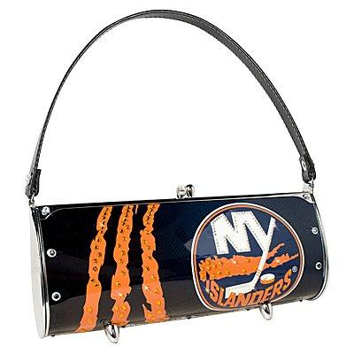 New York Islanders Littlearth Fender Flair Purse Bag Swarovski Crystals Hockey Gift