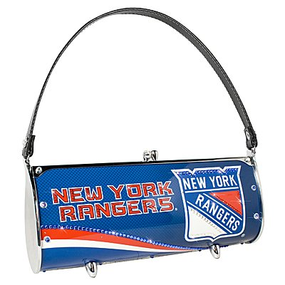 New York Rangers Littlearth Fender Flair Purse Bag Swarovski Crystals Hockey Gift