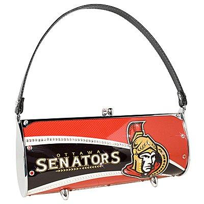 Ottawa Senators Littlearth Fender Flair Purse Bag Swarovski Crystals Hockey Gift