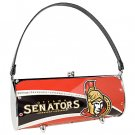 Ottawa Senators Littlearth Fender Flair Purse Bag Swarovski Crystals Hockey Gift