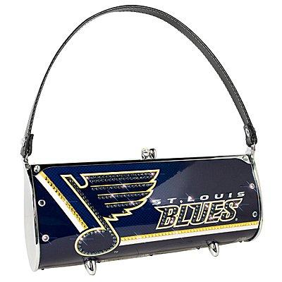 St. Louis Blues Littlearth Fender Flair Purse Bag Swarovski Crystals Hockey Gift