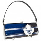 Toronto Maple Leafs Littlearth Fender Flair Purse Bag Swarovski Crystals Hockey Gift