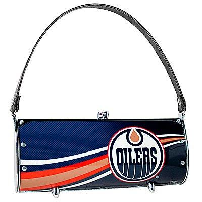 Edmonton Oilers Littlearth Fender Purse Bag Hockey Gift