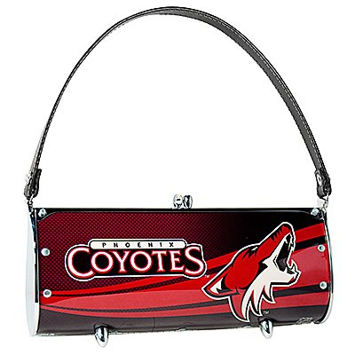 Phoenix Coyotes Littlearth Fender Purse Bag Hockey Gift