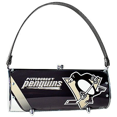 Pittsburgh Penguins Littlearth Fender Purse Bag Hockey Gift