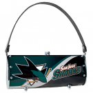 San Jose Sharks Littlearth Fender Purse Bag Hockey Gift