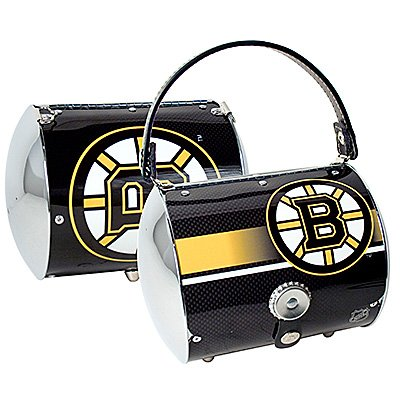 Boston Bruins Littlearth Super Cyclone Purse Bag Hockey Gift