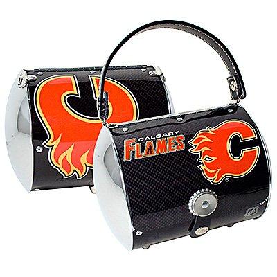 Calgary Flames Littlearth Super Cyclone Purse Bag Hockey Gift