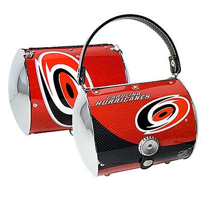 Carolina Hurricanes Littlearth Super Cyclone Purse Bag Hockey Gift