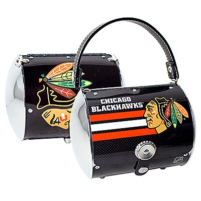 Chicago Blackhawks Littlearth Super Cyclone Purse Bag Hockey Gift